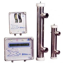 Anticalcare elettronico per piscina X-Steel