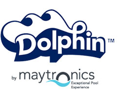 Robot da piscina Dolphin