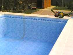 Liner pre-formato per piscine