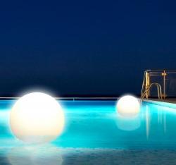 Illuminazione da piscina