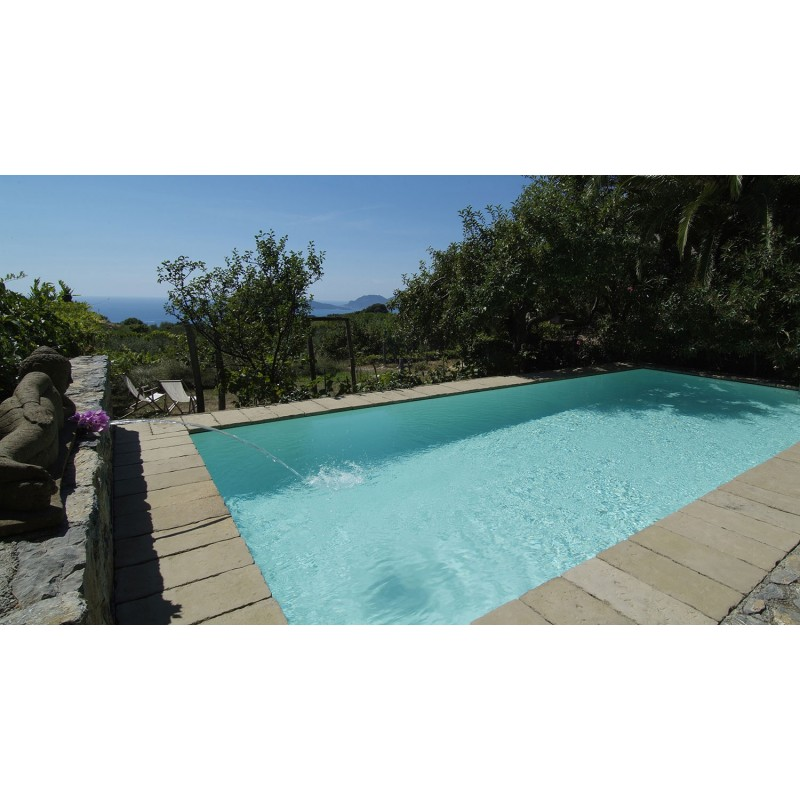 Bluespring old stone pool vannini aqua pool for Aqua pool piscinas