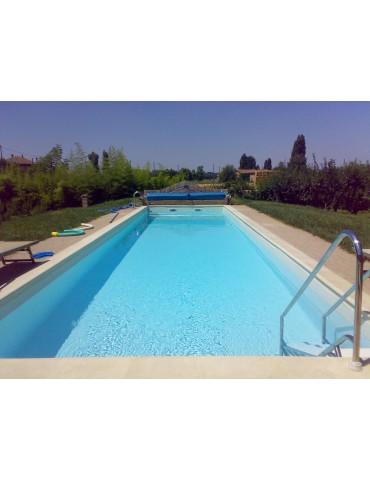 Kit piscina rettangolare