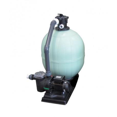 Sistema di filtrazione laghetto eco 15 mc h diametro 620 for Sistema di filtraggio per laghetto