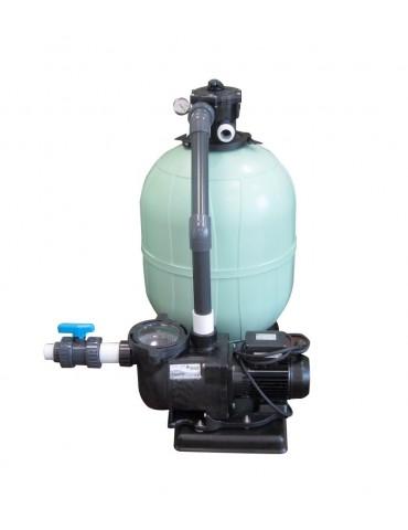 Sistema di filtrazione Laghetto Eco 9 mc/h