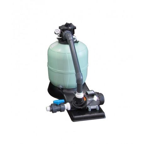 Sistema di filtrazione laghetto eco 6 mc h diametro 450 for Sistema di filtraggio per laghetto