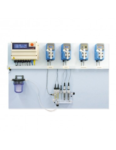 Complete multiparameter panel for public pools
