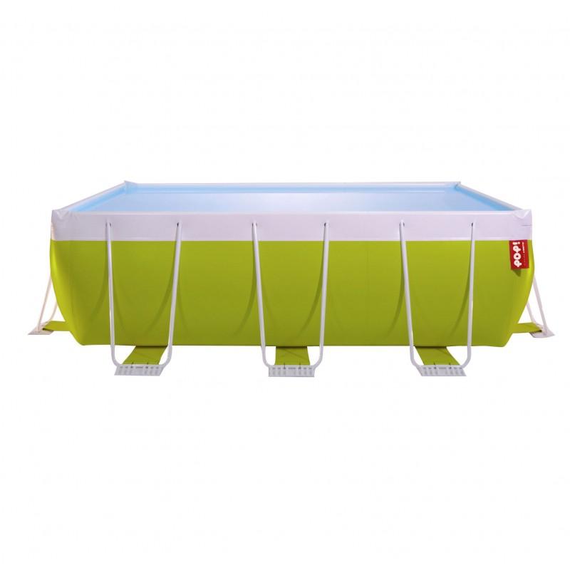 Piscina fuori terra laghetto pop 47 h 120 vannini aqua pool - Piscine laghetto usate ...