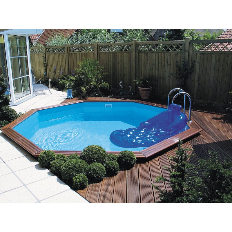 gardi pool octo 5 x 1 20 piscina fuori terra in legno
