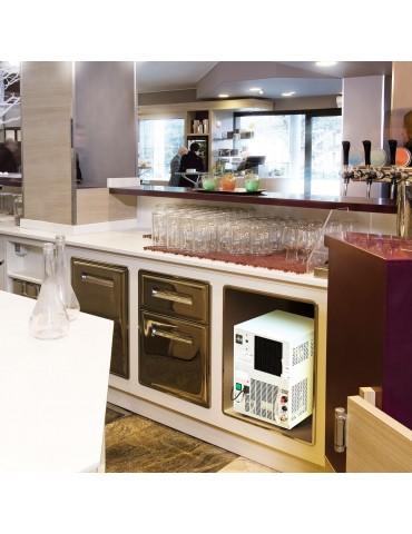 Refrigeratore per acqua potabile JClass in WG da incasso