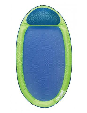 Amaca galleggiante in nylon per piscina - Ripiegabile e