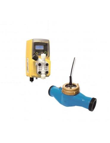 Sistema di declorazione automatico acque di scarico