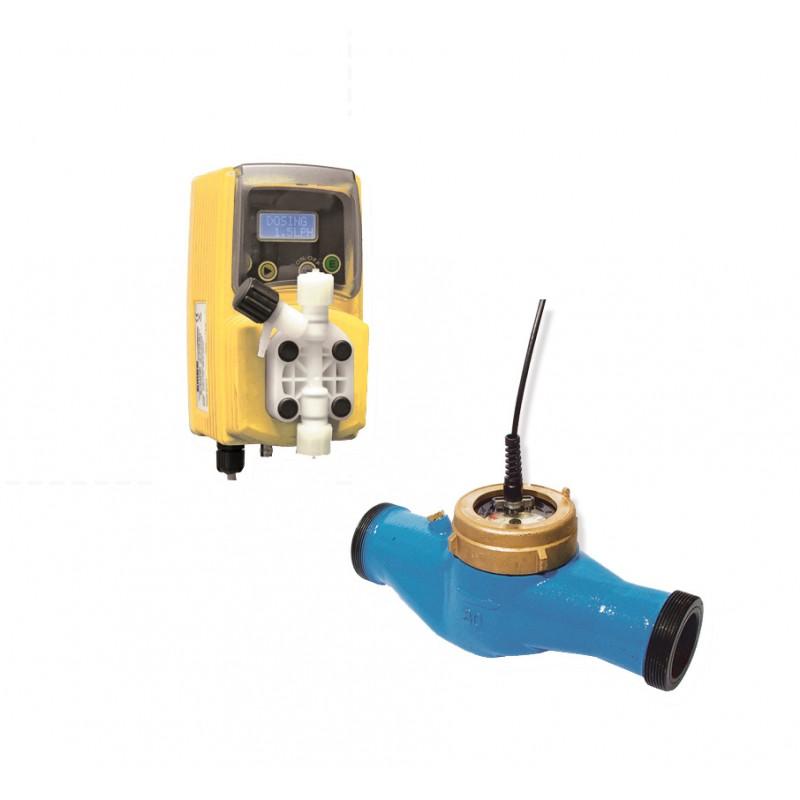 Sistema di declorazione automatico acque di scarico for Sistema di irrigazione automatico