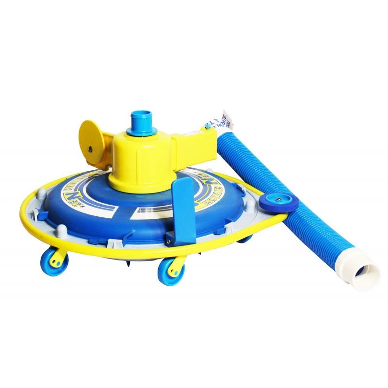 hydraulic pool cleaner pacific net vannini aqua pool. Black Bedroom Furniture Sets. Home Design Ideas