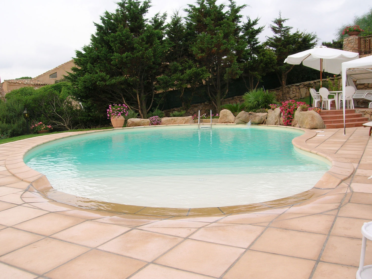 Piscine interrate piccole dispongono di migliori - Piscine piccole interrate ...