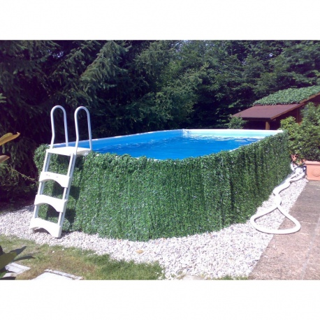 Piscina fuori terra laghetto classic 27 vannini aqua pool for Accessori per piscine esterne