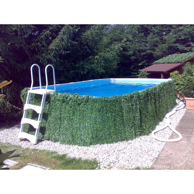 Piscina fuori terra laghetto classic 27 vannini aqua pool - Accessori piscina fuori terra ...