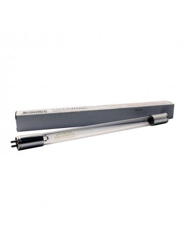 Spare UV lamp for domestic filtration device