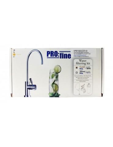 Kit PRO-FINE oro per ultrafiltrazione acqua domestica