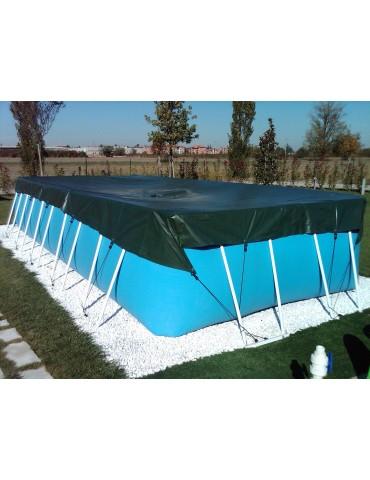 Copertura invernale per piscina fuoriterra Laghetto