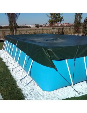 Winter pool cover for Laghetto Evolution-Pop 612