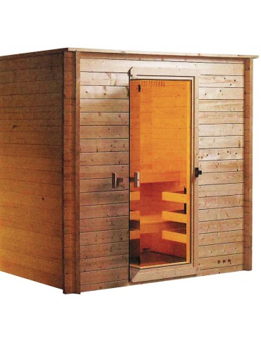 Sauna finalandese Milano