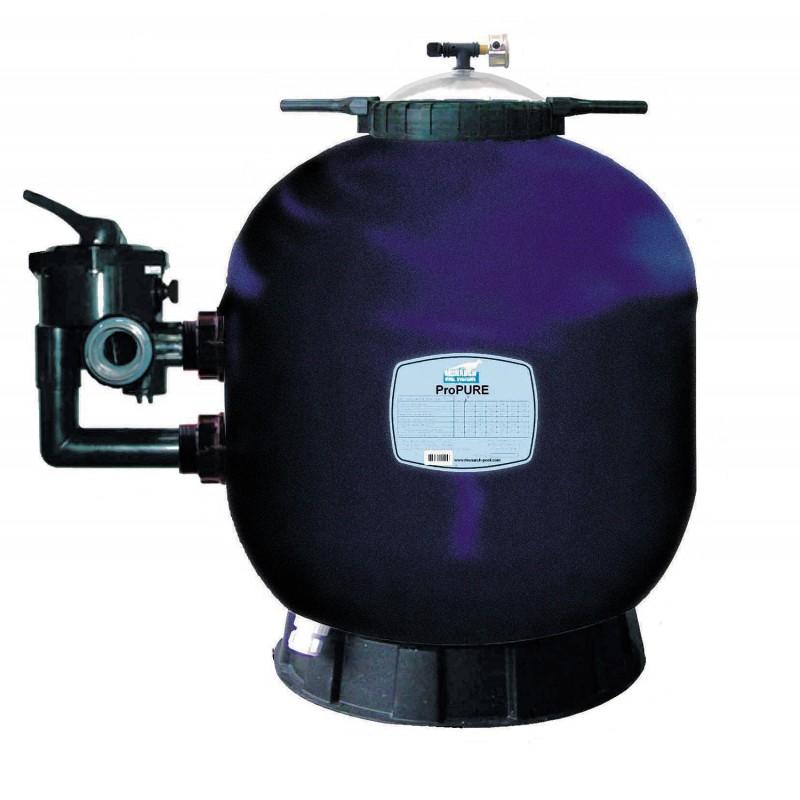Filtro a sabbia per piscina bobinato pro pure diametro 720 portata 21 mc h vannini aqua pool - Filtro a sabbia piscina ...