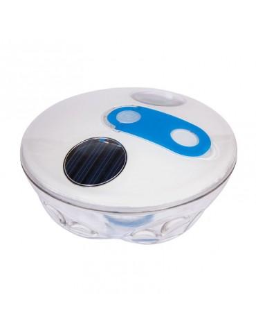 Disco galleggiante solare luminoso
