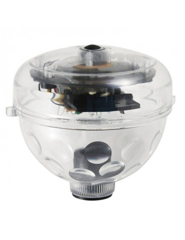 Floating solar LED light