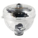 Floating solar LED light