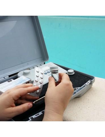 Analisi acqua di piscina - basic