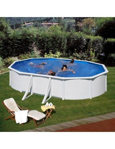Above ground pool Gre model Fidji 5 x 3 X 1.20