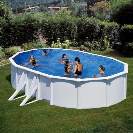Piscina fuori terra gre modello atlantis 5 00 x 3 00 x 1 for Gre piscine ricambi