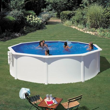Piscina fuori terra gre modello atlantis 3 5 x 1 32 for Gre piscine ricambi