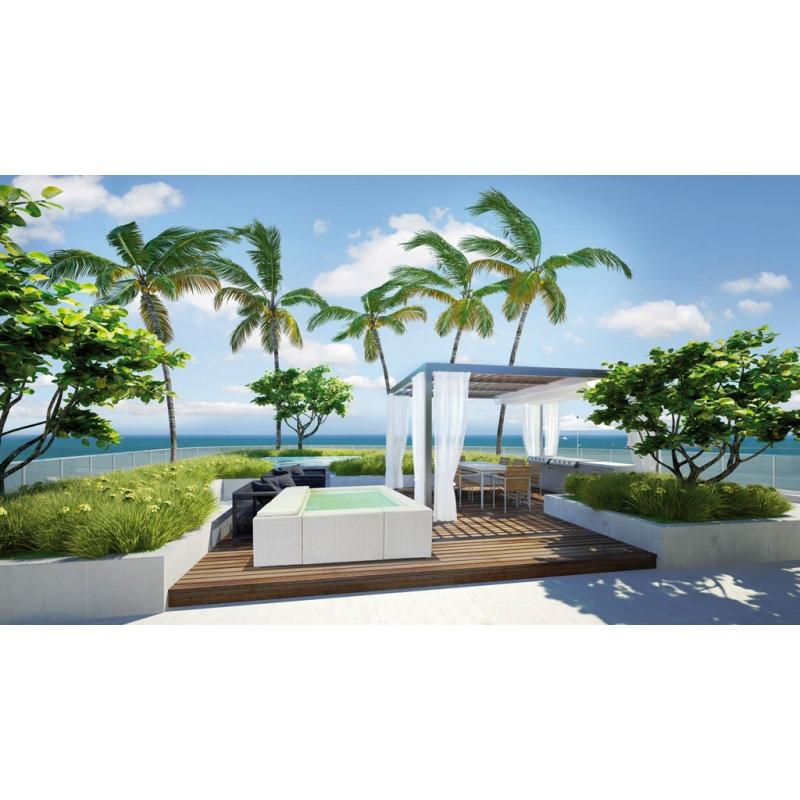 Minipiscina fuori terra laghetto dolce vita playa 3 4x1 8 vannini aqua pool - Piscine laghetto playa ...