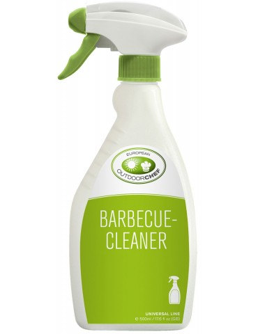 Cleaner for grill