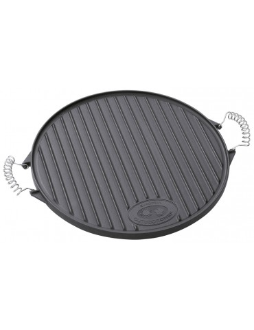 Plate in cast iron M