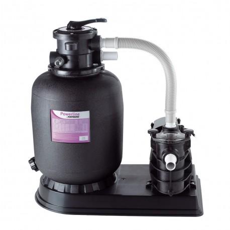 Filtration System Powerline Hayward 400-diam. 400- load 6 m3/h