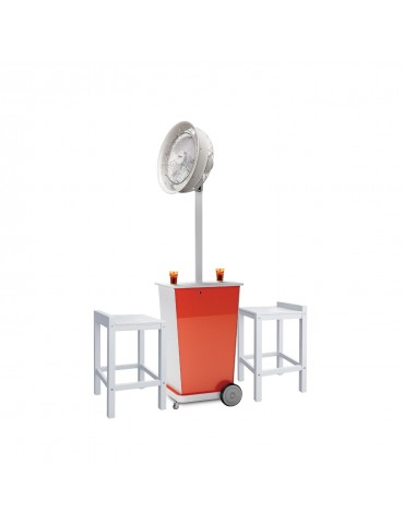 Nebulizzatore d'acqua Enjoy Atmosfera 90°