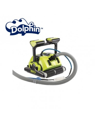 Robot per Piscine biologiche Dolphin supreme M5 bio-suction