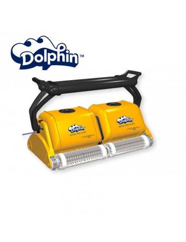 Robot Dolphin 2x2 Pro Gyro Maytronics per piscina pubblica