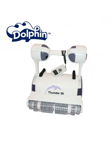 Robot piscina elettronico Dolphin Thunder 30