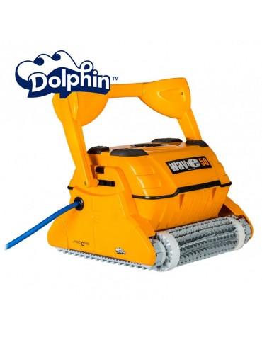 Robot piscina Dolphin WAVE 50 Maytronics con spazzole PVC