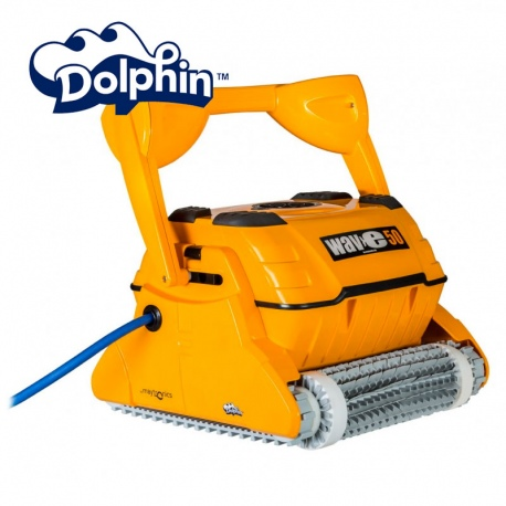 Dolphin wave 50 maytronics robot pulitore per piscina - Robot per piscina dolphin ...