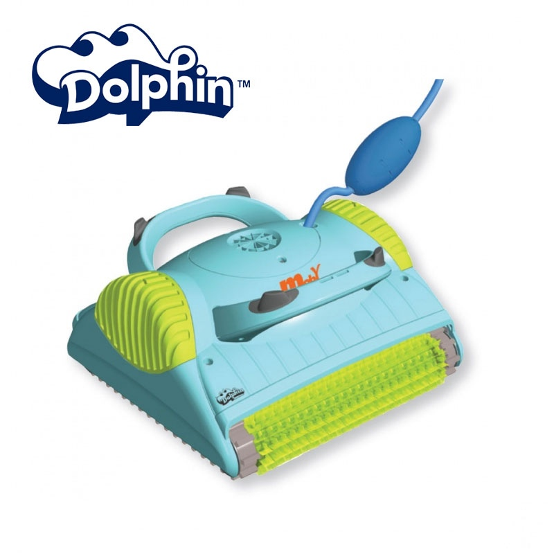 Dolphin moby maytronics robot pulitore per piscina - Robot per piscina dolphin ...