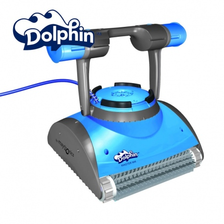 Robotic pool cleaner Dolphin Master M4 - Brushes for PVC