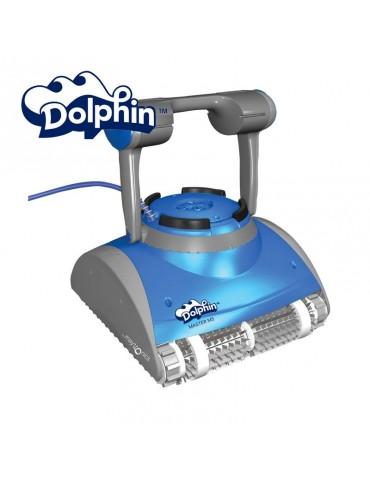 Robot piscina Dolphin MASTER M5 Maytronics con spazzole per PVC