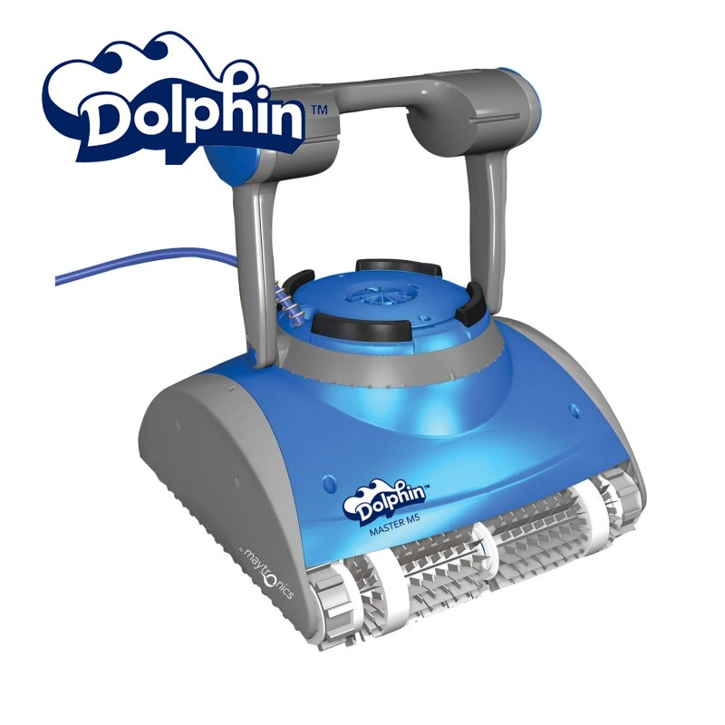 Dolphin Master M5 Maytronics Robot Pulitore Per Piscina