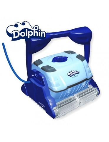 Robot piscina Dolphin SPRITE RC Maytronics con spazzole per PVC