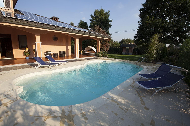 Piscine Interrate Installazione E Realizzazione Vannini Aqua Pool