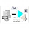 Piscina interrata i.Blue a pannelli di acciaio - Daphne - Forma